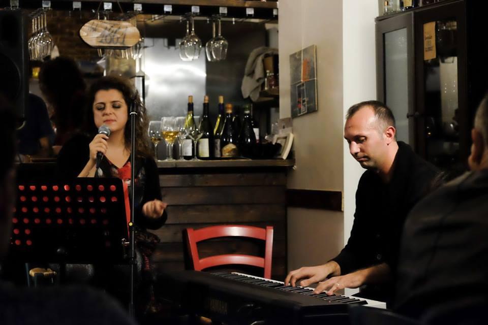 Sandy & Pauli Jazz Duo